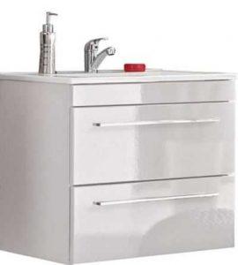 lakierowana szafka łazienkowa