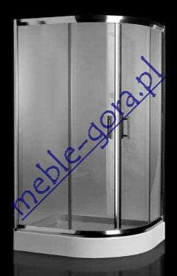 Deante kabiny prysznicowe z brodzikiem