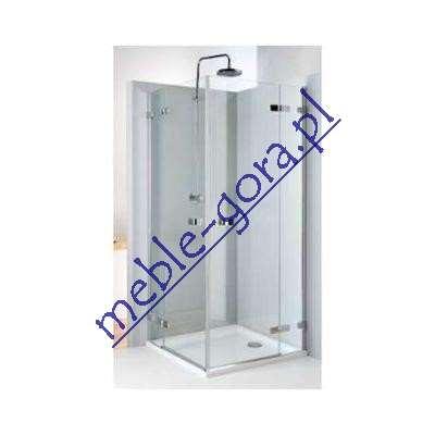kabiny prysznicowe bez brodzika Ravak