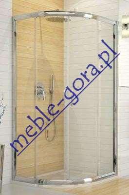 kabiny prysznicowe z brodzikiem New Trendy